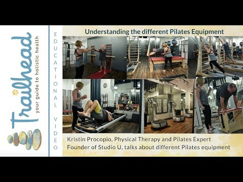 Understanding the different Pilates equipment