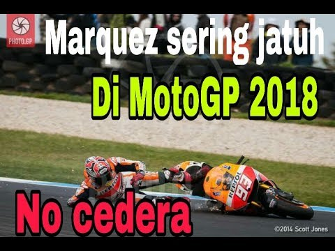 Marquez Pebalap Paling Sering Jatuh di MotoGP 2018 Mp3