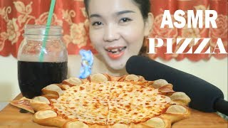 Asmr PIZZA * EXTREME CRUNCH * EXTREME EATING SOUNDS *-NYNY-ASMR