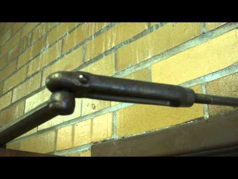 Door Closer Mounted Backwards Doovi