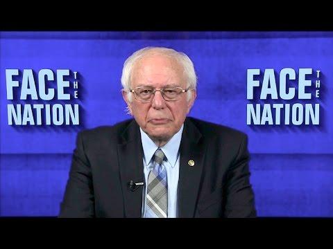 "Bernie Sanders: Freedom of speech is ""what America is about"""