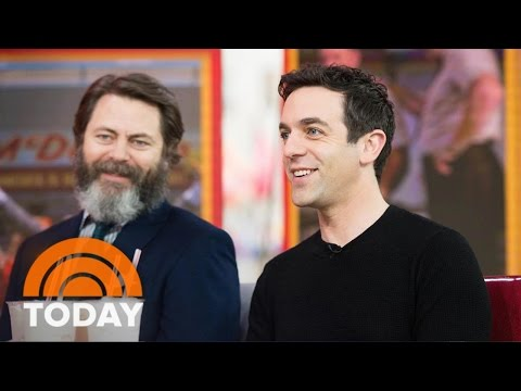 B.J. Novak Turns From Comedy To Drama In New Film 'The Founder' | TODAY