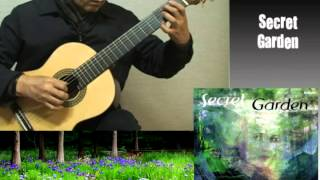 Repeat youtube video Secret Garden - Classical Guitar - Played,Arr. NOH DONGHWAN