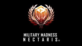 Military Madness Nectaris (PS3) ending animation and credits