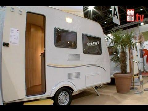 Caravan Salon 2011 - Reisen im Luxus-Camper