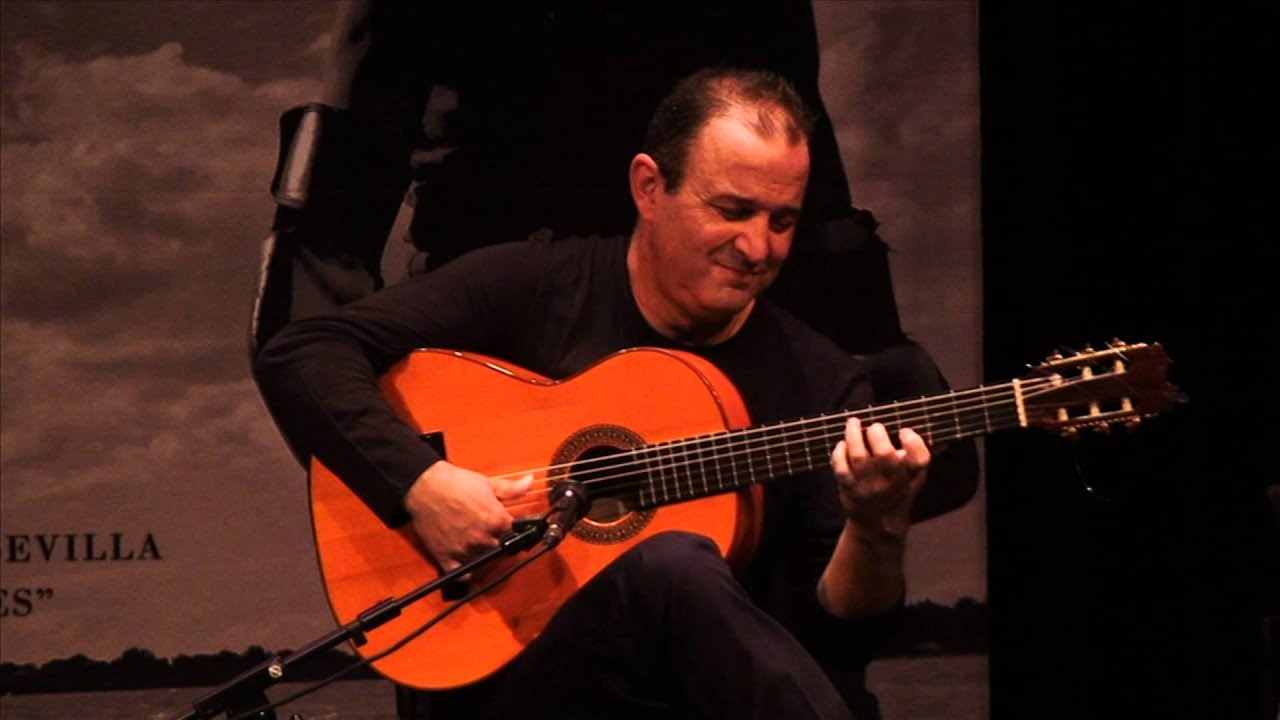 Resultado de imagen de Gerardo Núñez Trio Guitarra Flamenco GUITFESTSEVILLA 2013
