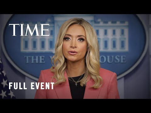 Press Secretary Kayleigh McEnany Delivers A Briefing At The White House | TIME