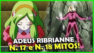 RIBRIANNE ELIMINADA, OS ANDROIDES SÃO OS MELHORES! Analise EP. 117 DB Super