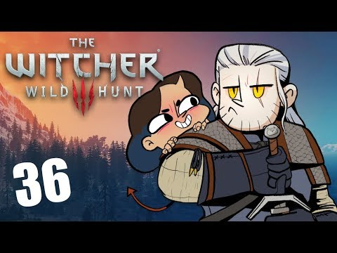 Married Stream! The Witcher: Wild Hunt - Episode 36 (Witcher 3 Gameplay) thumbnail