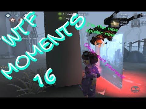 Identity V WTF moments 16