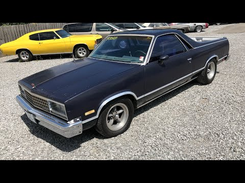 Test Drive 1983 El Camino $4,950 Maple Motors