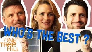One Tree Hill : James Lafferty, Shantel VanSanten et Paul Johansson jouent à Who's the best