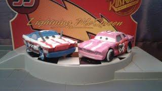 Disney Pixar Cars 3 Cigalert 2016 NEW