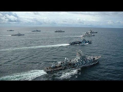 Conflict dispute over South China Sea Indonesia issues protest to China safeguard 印尼中國南海問題再起波瀾