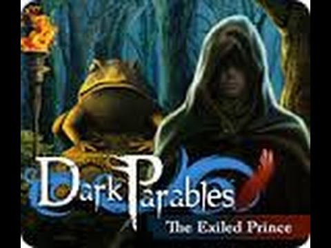 Dark Parables: The Exiled Prince-ALL Cutscenes