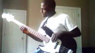 IGWE BY MIDNIGHT CREW BASS GUITAR COVER BY DAVID OKE (AGS)
