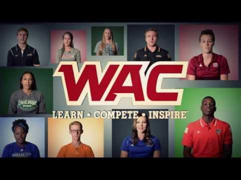 Western Athletic Conference WAC PSA 2015