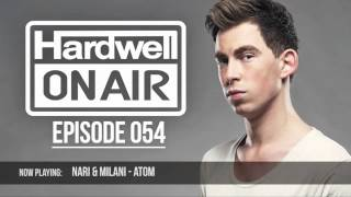 Hardwell On Air 054 (FULL MIX INCL DOWNLOAD)