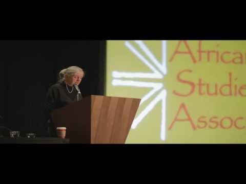 African Studies Association Hormuud Lecture- 2014