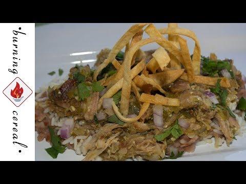 Slow Cooker Pork Chili Verde - RECIPE