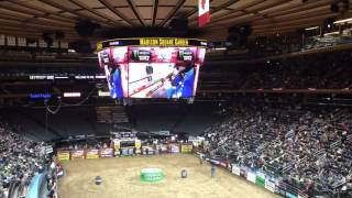 Rodeo Madison Square Garden 2015