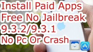 New How To Download Paid Apps Free No Jailbreak iPhone/iPod/iPad On IOS 9.3.2/9.3.1 Via Relax Music