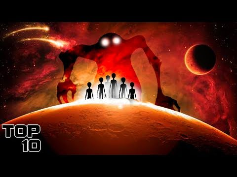 Top 10 Scary Things That Really Happened on Mars