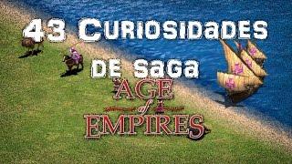 43 Curiosidades de la saga Age of Empires