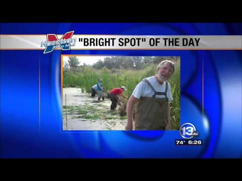 RIT on TV: Bright Spot features retired RIT Prof on 13WHAM
