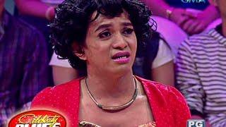 """Miss Eula (Valdez), wala namang personalan""- Boobay in Celebrity Bluff"