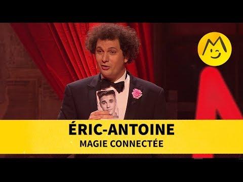 Eric Antoine - Magie connectée
