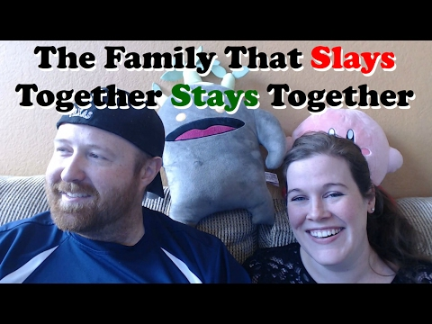The Family That Slays Together Stays Together - Gaming as a Family