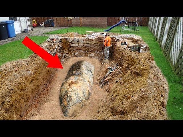 STRANGEST Things People Found In Their Backyard!