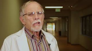 Dr. Philip Woodward, TURP Explainer, CHI St. Vincent, Hot Springs, Arkansas
