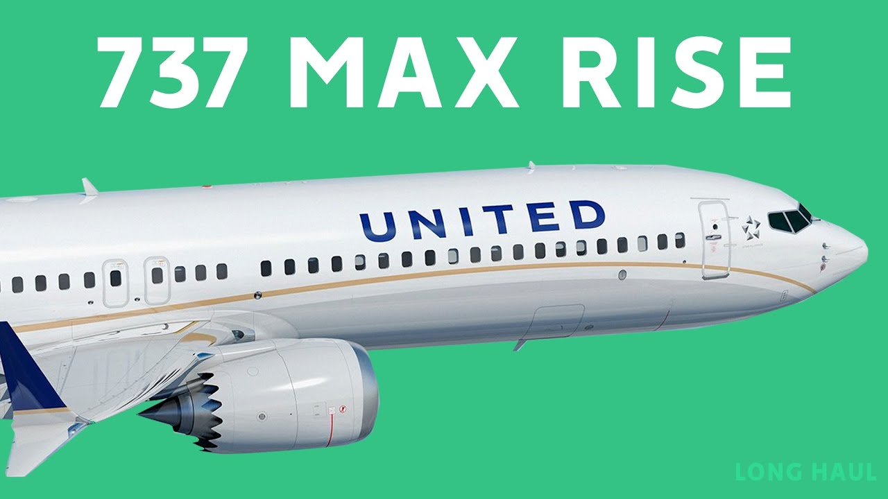The Boeing 737 MAX: Its Rise, Fall And Re-Emergence