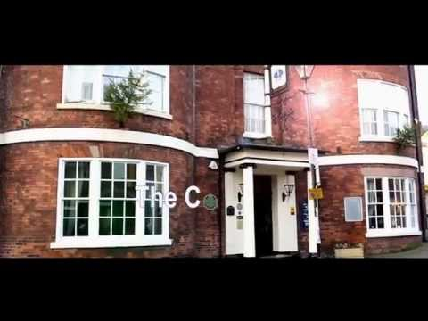 The Crown Hotel in the heart of Stone, Staffordshire