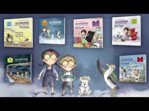 los-atrevidos-en-busca-del-tesoro---elsa-punset---taller-de-emociones---libros-infantiles