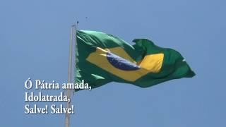 Baixar HINO NACIONAL BRASILEIRO - CANTADO