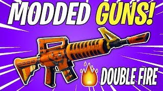 What Are Modded Guns & How Can You Get Them? | Fortnite Save The World (Fortnite School)
