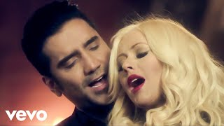 Repeat youtube video Alejandro Fernández - Hoy Tengo Ganas De Ti ft. Christina Aguilera