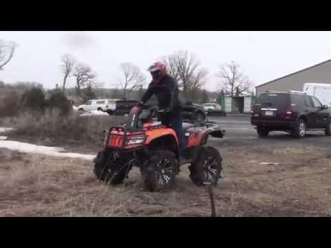 Speedwerx Hypershift Clutch Kit - 2011-2017 Arctic Cat 700 Mud Pro
