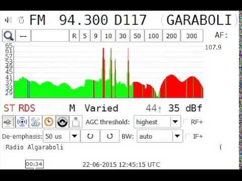 Radio Algarabol, Libya