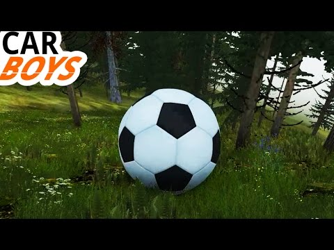 "Nick and Griffin Meet ""Ball"" — CAR BOYS, Episode 37"