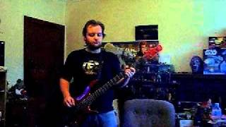Flame Trees Cold Chisel Bass Cover