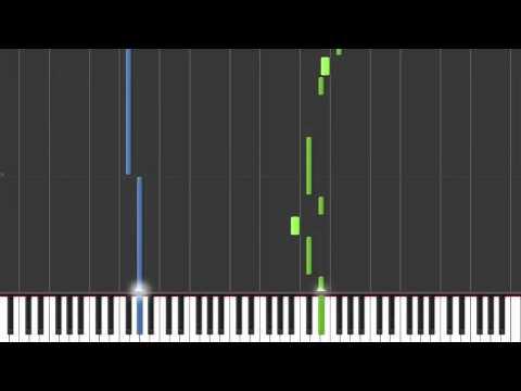 Maroon 5 - Payphone Sheet Music + Piano Tutorial - YouTube