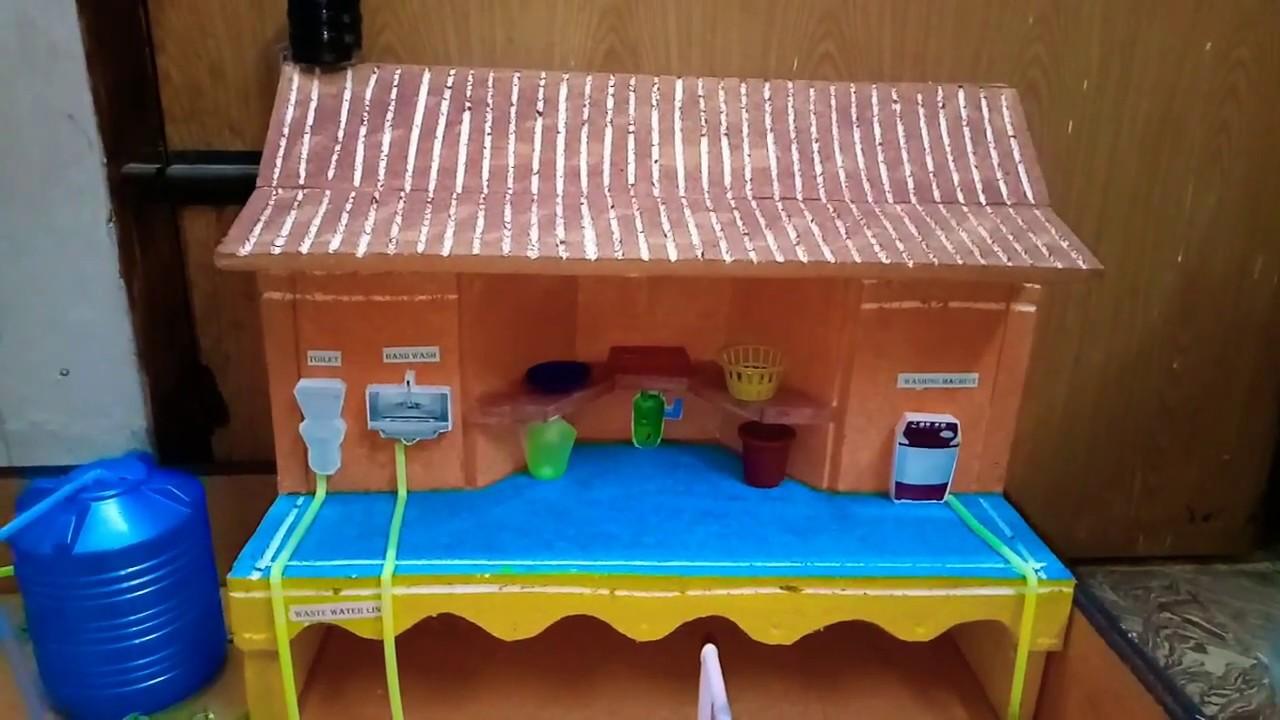 School Project - Sewage Treatment Plant (www schoolprojectcenter in)