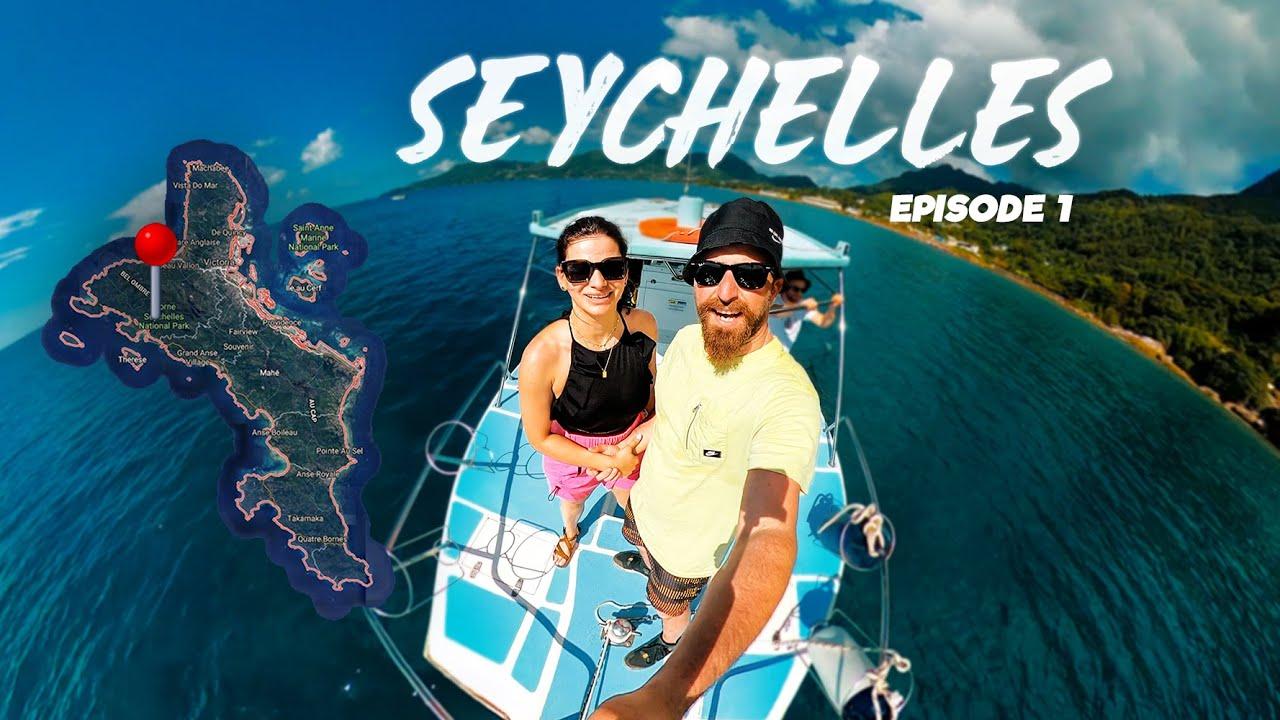 როგორ მოვხვდით სეიშელის კუნძულებზე?! – Episode 1