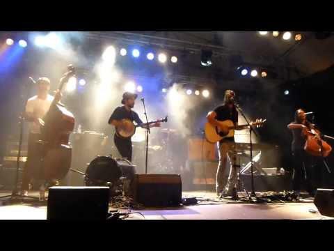 The Avett Brothers - Old Joe Clark, live in Antwerp