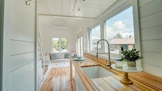 24ft Rainier Tiny House On Wheels By Modern Tiny Living | Living Design For A Tiny House