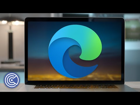 Microsoft Edge On The Mac! (Quick Tour And History) - Krazy Ken's Tech Talk